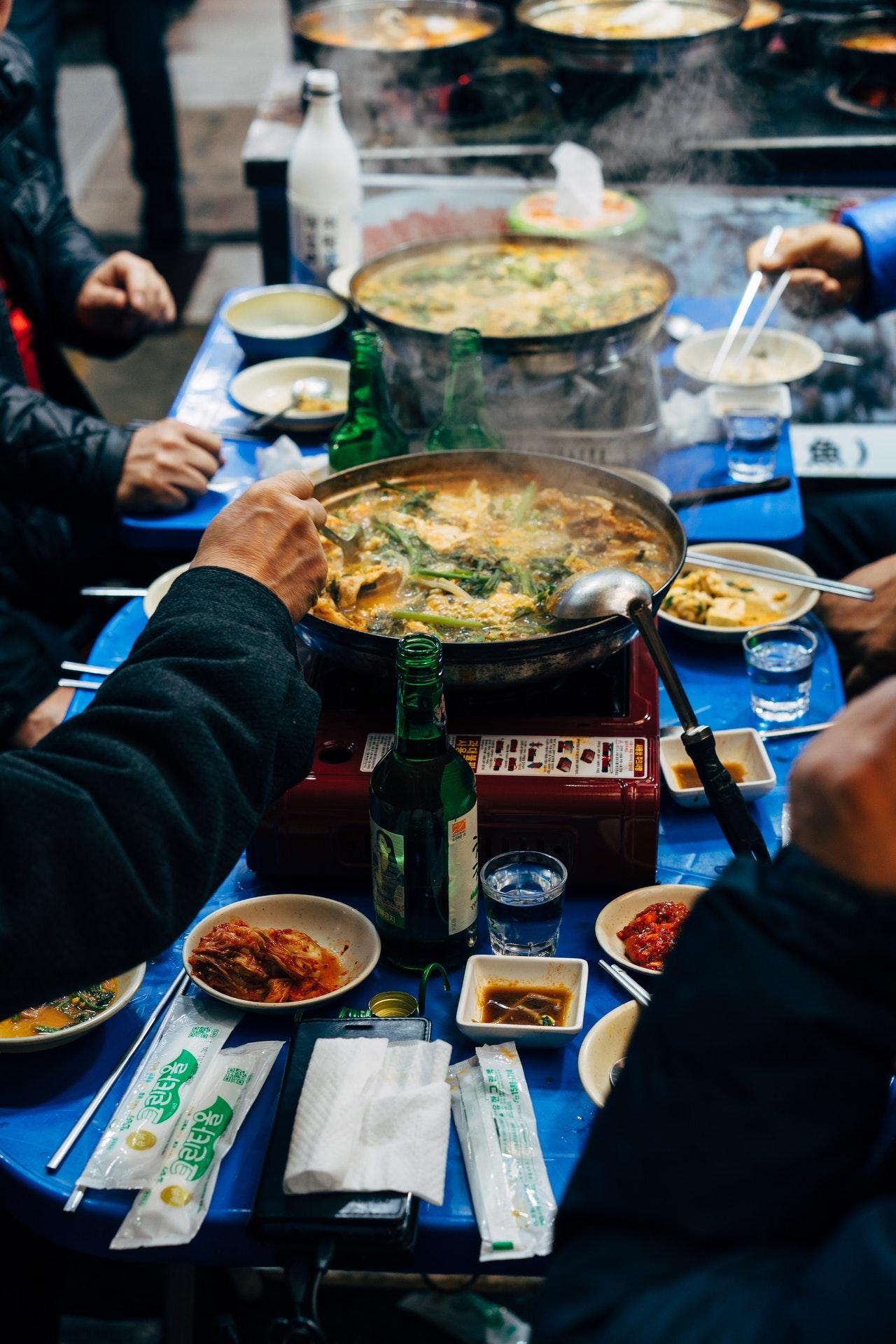 初めて韓国を旅行する際のオススメ